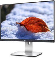Monitor Bezramkowy DELL U2415 24'' LED IPS FHD HDMI DisplayPort Czarny