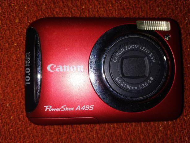 Canon PowerShot A495 фотокамера під ремонт, або на запчастини