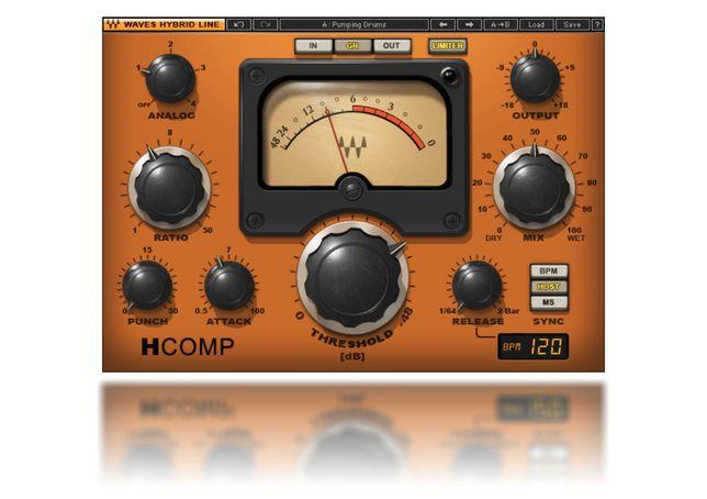 Waves H-Comp Kompresor