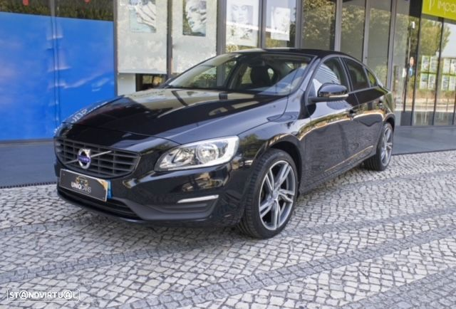 Volvo S60 2.0 D2 Kinetic Geartronic