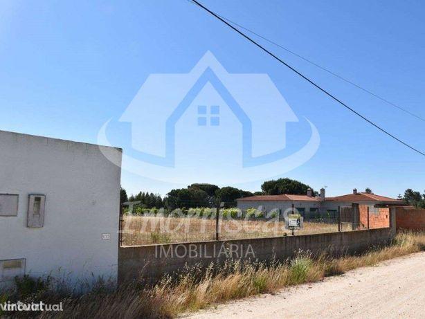 Terreno para construção de moradia em Salvaterra de Magos.