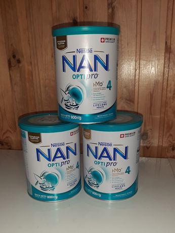 Дитяча суміш NAN opti pro 4