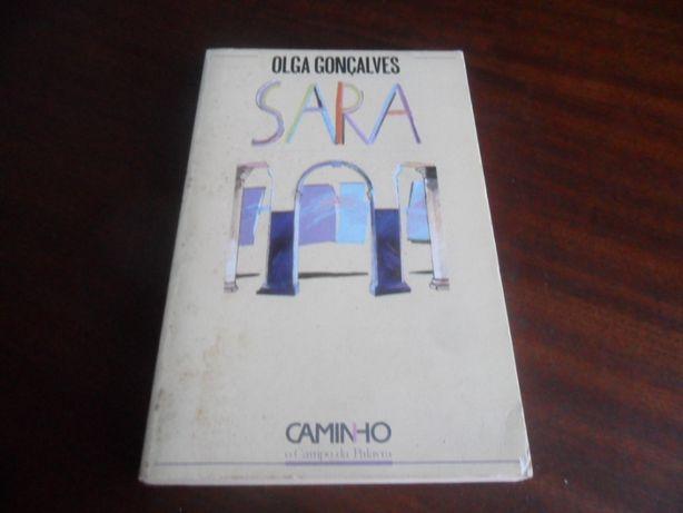 """Sara"" de Olga Gonçalves"