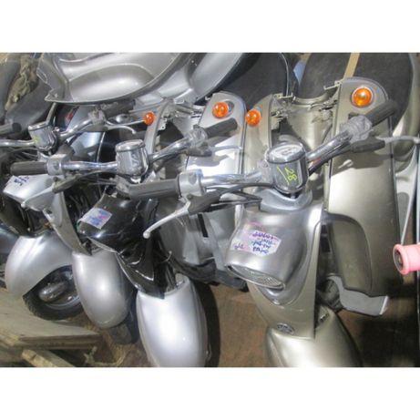 Yamaha vino пластик запчасть по двигателю