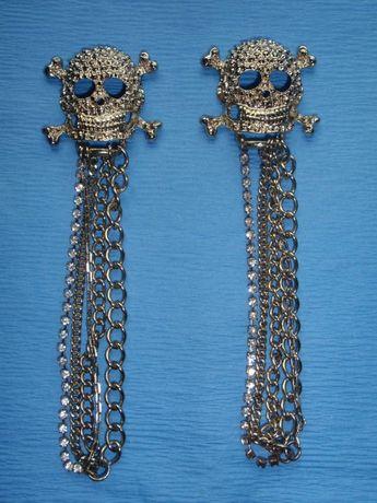 Biżuteria - czaszki.