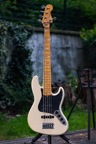 Fender Jazz Bass Custom Shop Classic 5