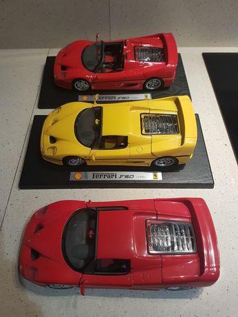 Ferrari coleção shell