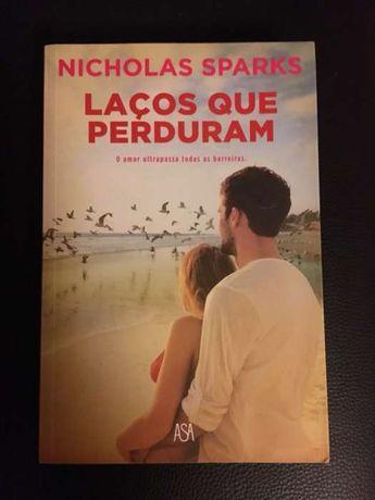 """Livro """"Laços que Perduram-Nicholas Sparks"""""""
