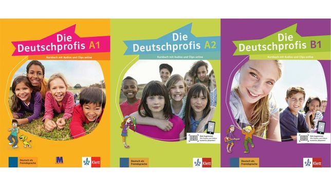 Die Deutschprofis A1, A2, B1 PDF