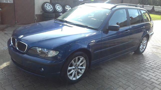 BMW e46 po Lift na części