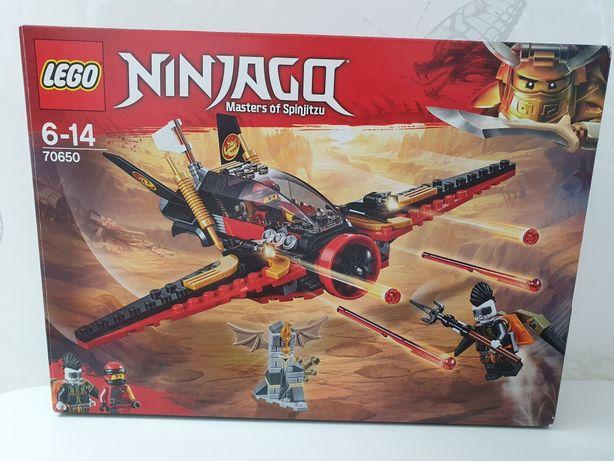 Lego Ninjago 70650 skrzydło przeznaczenia