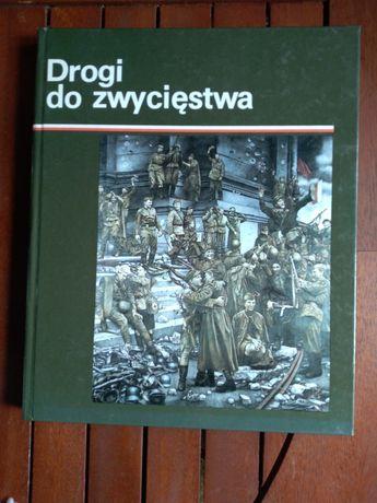 książka Drogi do zwycięstwa z wystawy Układ Warszawski wojsko