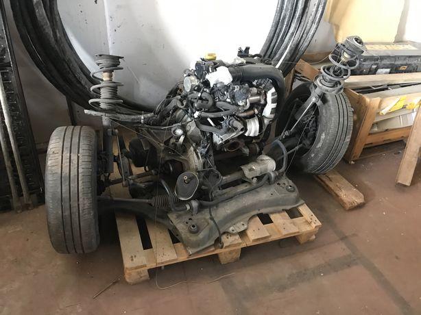 Motor Renault clio 1.5 Dci