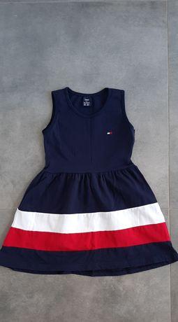 Tommy Hilfiger 98/104 sukienka, super stan
