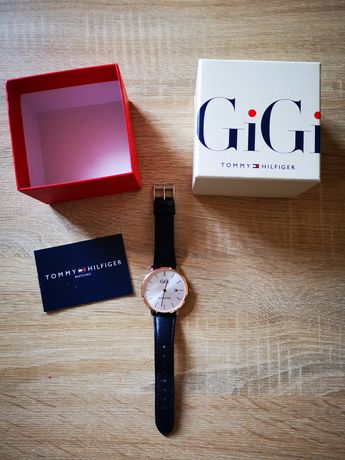 Zegarek damski Tommy Hilfiger GiGi Hadid
