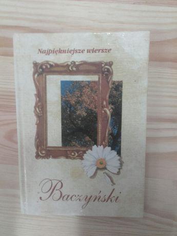 Zbiór wierszy Krzysztofa Kamila Baczyńskiego