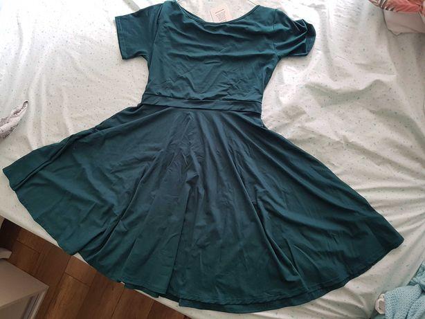 Sukienka ciążowa/do karmienia piersią  rozmiar L