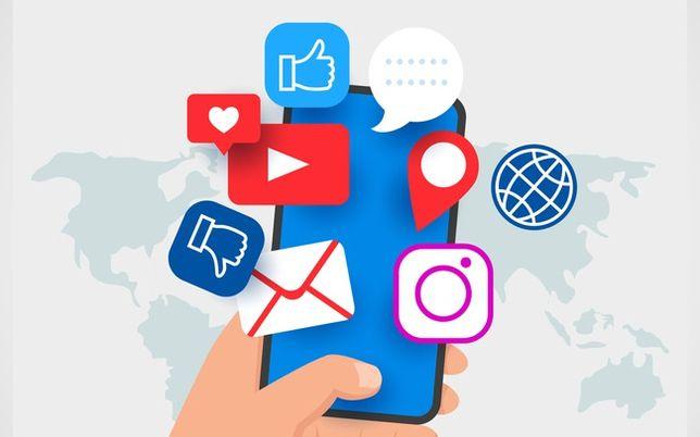 Aumente os seus seguidores! - Gestão de Redes Sociais