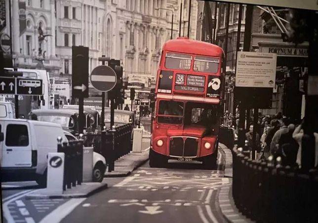 Vendo tela autocarro Londres IKEA