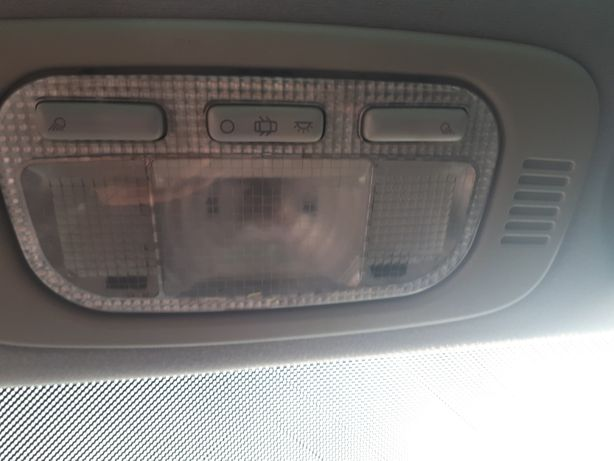 Panel oświetlenia kabiny Peugeot 307 sw FL