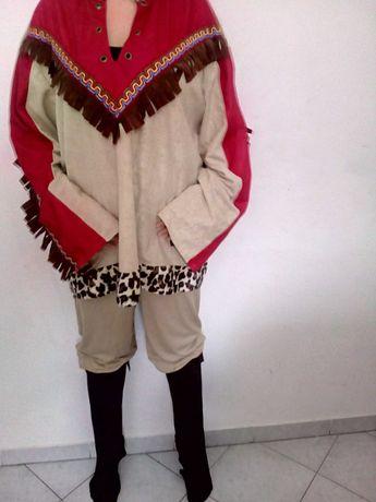 Indianin kostium przebranie strój L