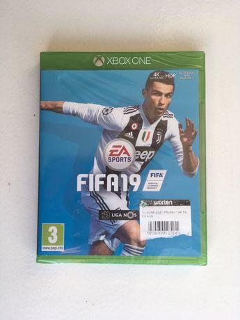Jogo FIFA 19 Xbox one NOVO SELADO