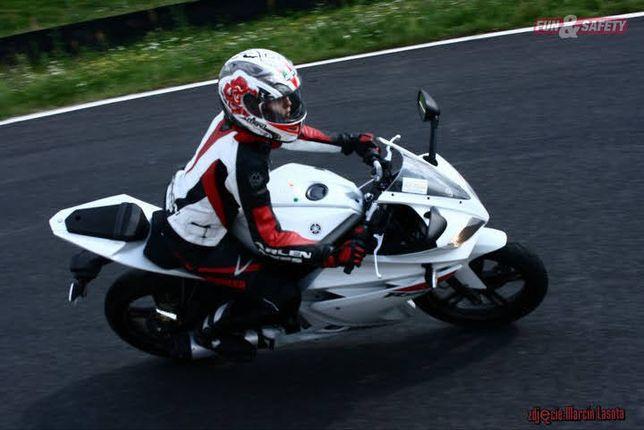 Damska kurtka motocyklowa Arlen Ness
