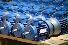 Електродвигун однофазний, трифазний, электродвигатель, 220В, 380В