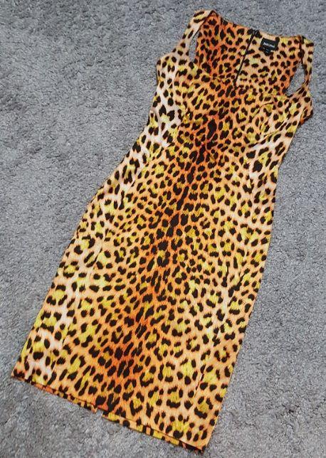 Оригинал.новое,бомбезное,шикарное,стильное платье-футляр just cavalli