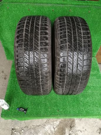 2x Goodyear Wrangler hp all weather 255/55/19
