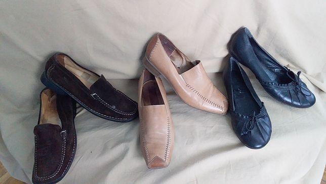 Туфли, лодочки,мокасины женские кожа -Manfield.-39, 41SALTON-40/26;6/