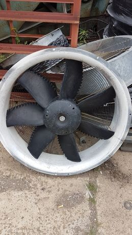 Wentylator,wentylatory przemysłowe duże garaż lakiernia siła 400 v