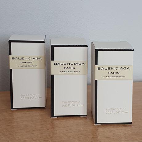 Balenciaga Paris 10, Avenue Georve V - 2 x 7,5 ml