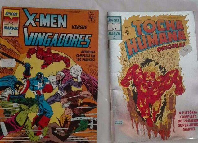 "Revistas Marvel - ""Marvel Especial"""
