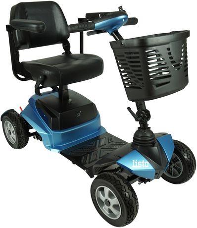 Мини электрический скутер для пожилых людей и инвалидов.
