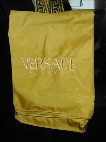 Wyjątkowy plecak Versace Intensive