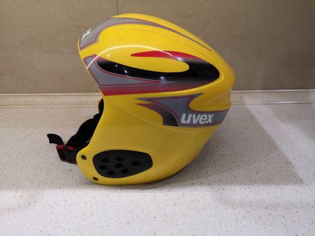 Kask narciarski UVEX rozm. M 57-58cm snowboardowy