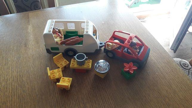 Lego Duplo Przyczepa kempingowa 5655