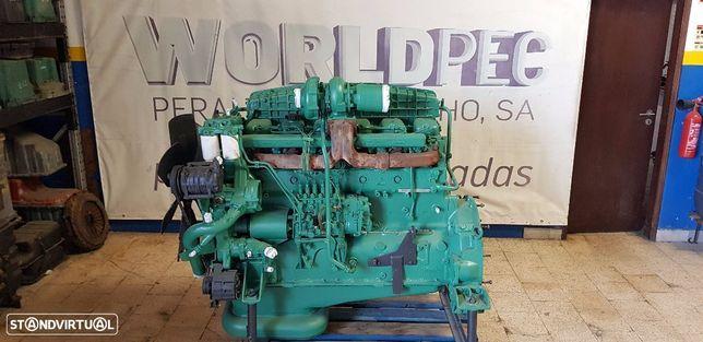 Motor Volvo Penta TD121KG - Escavadora EC620