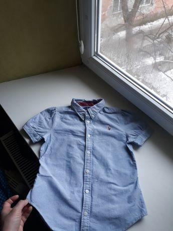 рубашка Ralph Lauren 10 років на дівчинку