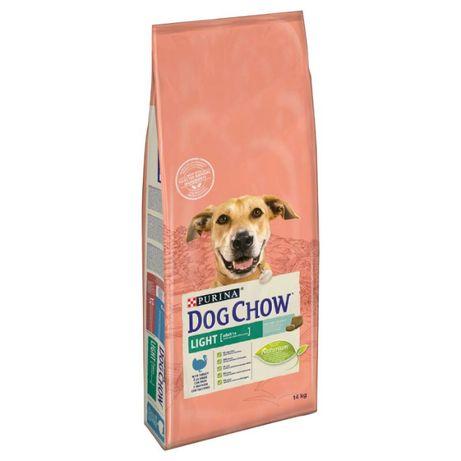 Karma dla psa Purina DOG CHOW Adult Light Turkey (indyk) 14kg OKAZJA!!