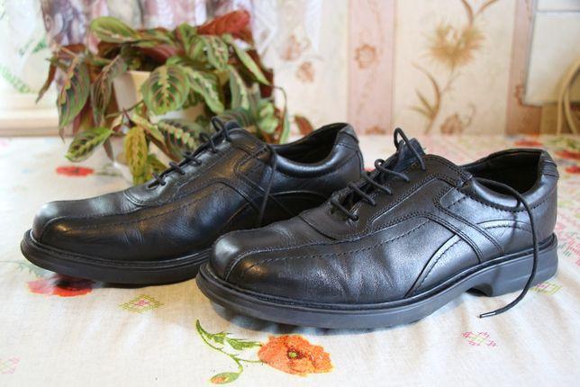 Buty męskie włoskie rozmiar 43 - jak nowe, założone kilka razy, skóra.