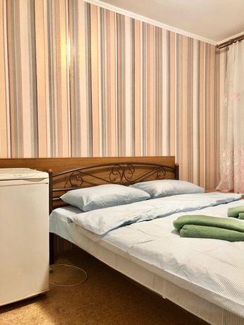 Комнаты посуточно в гостинице м. Святошино Борщаговка Отрадный