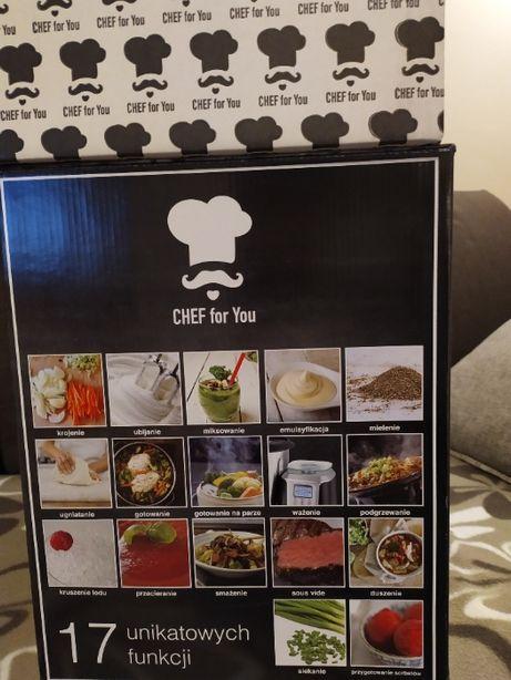 wielofunkcyjny robot kuchenny chef for you