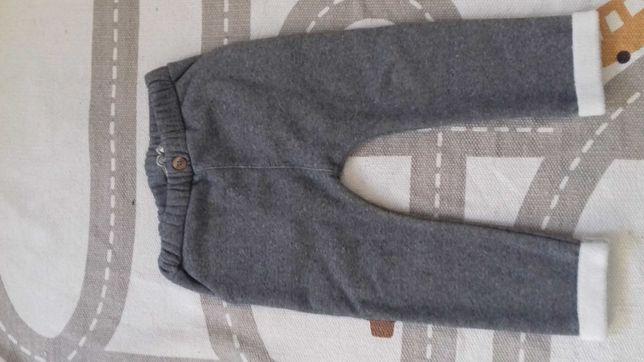 Spodnie chlopiec  h&m