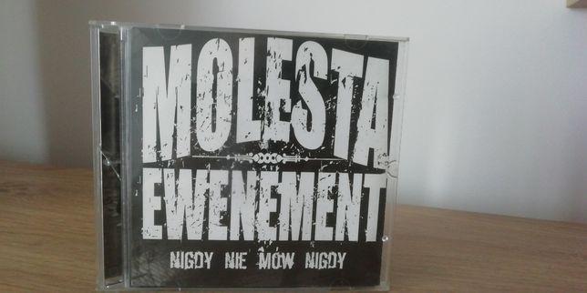 Molesta Ewenement Nigdy Nie Mów Nigdy CD