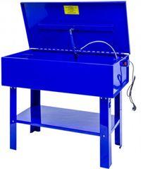 Tanque máquina lavagem de peças c/ 150 Lts c/ bomba de aspiração