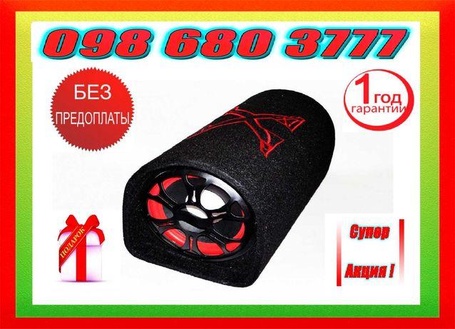 """Сабвуфер 6"""" Xplod 300W Саб в машину Автомобильный Сабвуфер Bluetooth"""
