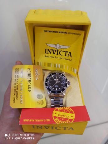 Zegarek Invicta Automatyczny