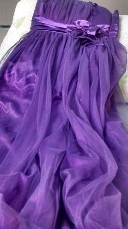 Okazja -Sukienka na wesele rozm.36